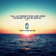 choose to be blissful